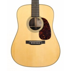Martin D-28 Marquis Acoustic Guitar, Natural (Pre-Owned)