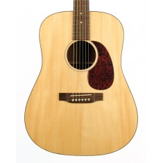 Martin Custom Adirondack/Mahogany Dreadnought Electro Acoustic Guitar, Natural (Pre-Owned)
