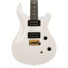 PRS Dave Navarro Signature Electric Guitar, Jet White, Birds, Trem (Pre-Owned)