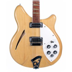 Rickenbacker 360 Electric Guitar, MapleGlo (Pre-Owned)