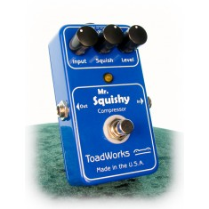 Toad Works Mr Squishy Compressor Effects Pedal (Pre-Owned)