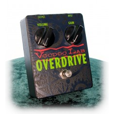 VooDoo Lab Overdrive Effects Pedal (Pre-Owned)