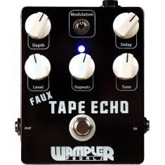 Wampler Faux Tape Echo Delay Effects Pedal (Pre-Owned)