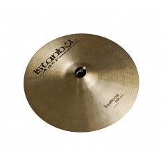 Istanbul 18 Inch Traditional Dark Crash Cymbal  
