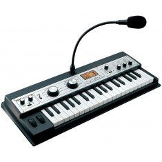 Korg Microkorg XL Synthesizer and Headphones Bundle  
