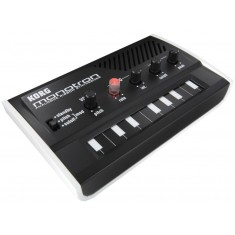 Korg Monotron Analog ribbon synth, built-in speaker, battery powered  