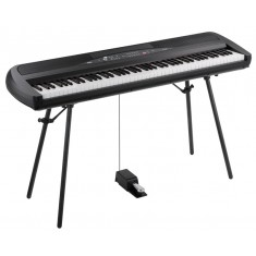 Korg SP-280 Digital Piano, Black