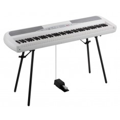 Korg SP-280 Digital Piano, White