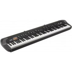 Korg SV-1 88 Black Stage Vintage Piano (Matte Black finish)  
