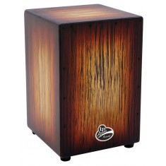 Latin Percussion LPA1332-SBS Aspire Accent Cajon, Sunburst Streak