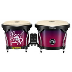 Meinl FWB190LPU 6 3/4 & 8 Inch Free Ride Series Bongo with LPU Logo