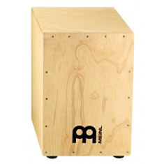 Meinl HCAJ5NT Cajon in Natural Rubber Wood