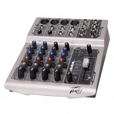 Peavey PV6 USB  6 Channel Mini Mixer with USB