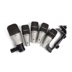 Samson 5Kit Drum microphone set (5 mics)