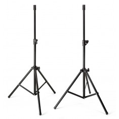 Samson LS2 lightweight speaker stands (pair)