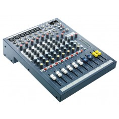 Soundcraft EPM6 6 channel compact mixer