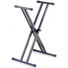 Stagg KXS-A6 Double Braced X-frame Keyboard Stand