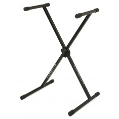 Ultimate Support IQ-1000 single braced X keyboard stand