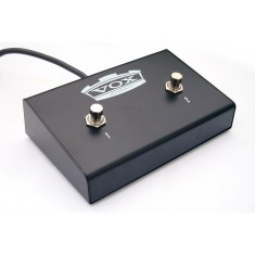 Vox VFS2 dual foot switch for Pathfinder & Cambridge and AD series amps