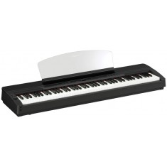 Yamaha P-155B Digital Piano (Black with Ebony top board)
